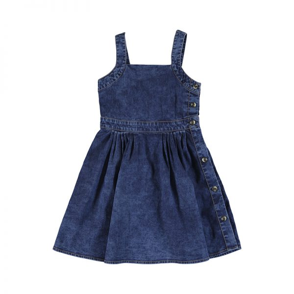 Baby Firl Dress Jean